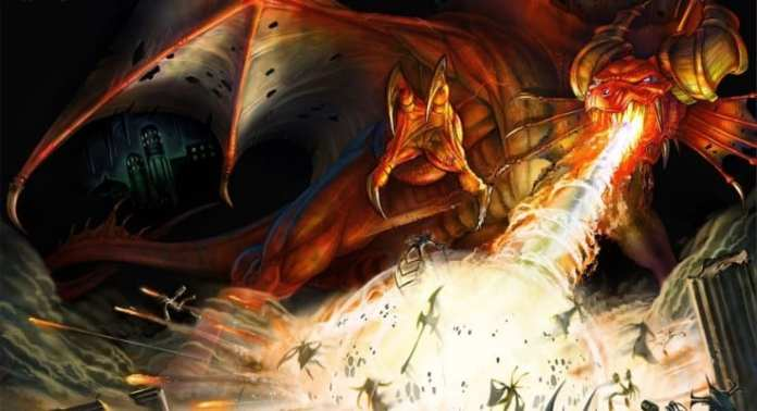 imagem de dungeons & dragons