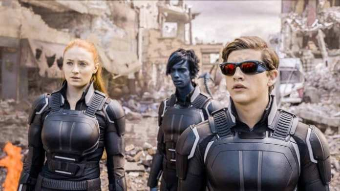 Imagem do filme X-men: Apocalipse