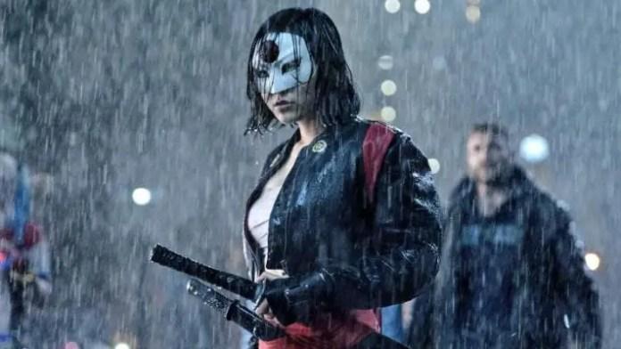 Imagem da personagem Katana em Esquadrão Suicida