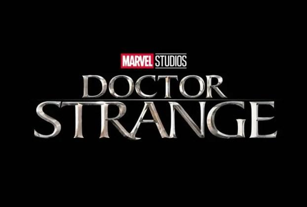 Nova logo do filme Doutor Estranho