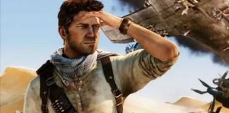 Imagem do jogo uncharted 3