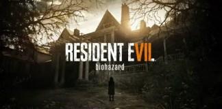 Resident Evil 7 Banner promocional