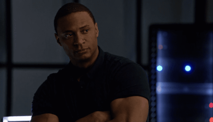 Foto do personagem John Diggle