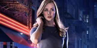 Pôster da personagem Karen Page em Demolidor