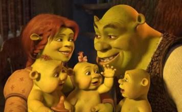 Foto da animação Shrek
