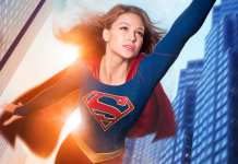 Foto promocional da série Supergirl