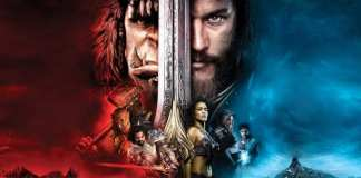 Banner promocional do filme Warcraft
