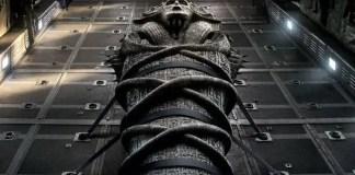 Imagem promocional do filme A Múmia
