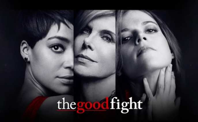 Imagem promocional de The Good Fight