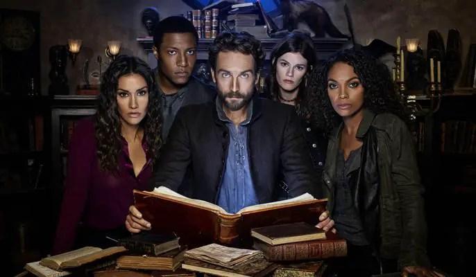 Imagem promocional da 4ª temporada de Sleepy Hollow