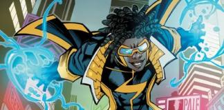 Imagem do herói Super-Choque