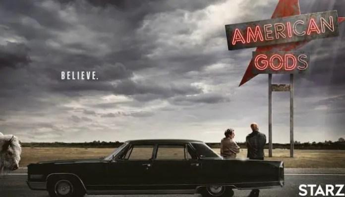 Série American Gods