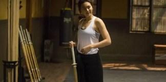 Imagem da personagem Colleen Wing na série punho de ferro