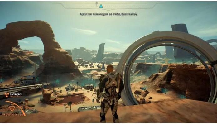 Mass Effect: Andromeda screenshot 9