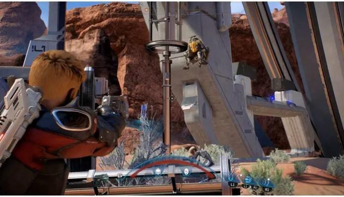 Mass Effect Andromeda screenshot 7