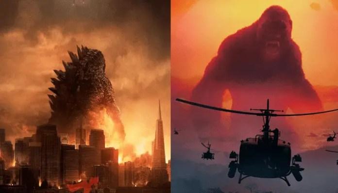 Godzilla vs King Kong / Godzilla vs Kong