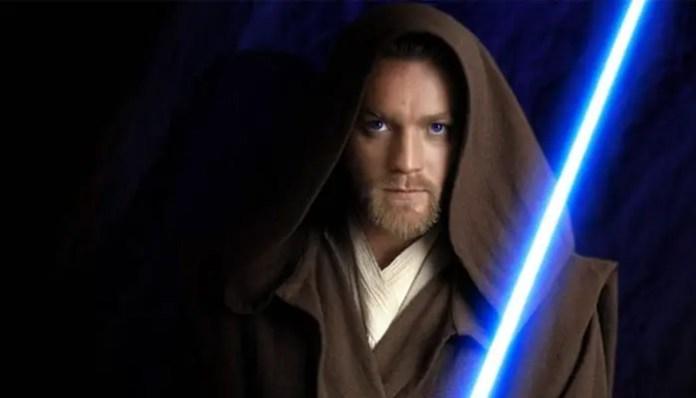 Ewan McGregor como Obi-Wan Kenobi em Star Wars