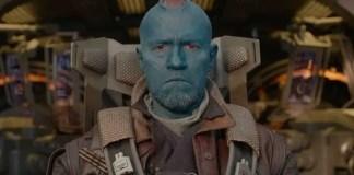 Michael Rooker como Yondu em Guardiões da Galáxia Vol. 2