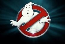 Logo do filme Caça-Fantasmas