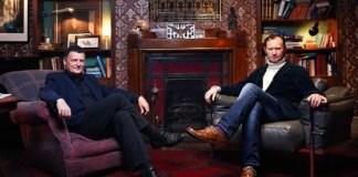 Steven Moffat e Mark Gatiss podem adaptar série Drácula
