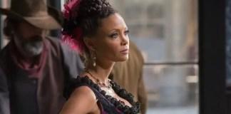 Thandie Newton Han Solo Westworld