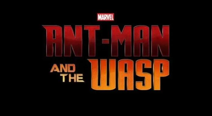 Homem-Formiga e Vespa Logo