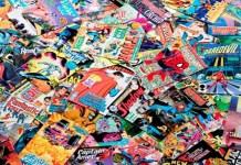 HQs de super-heróis