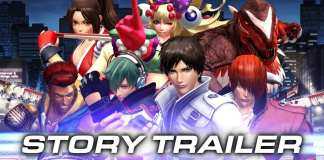 The King of Fighters XIV - Story Trailer