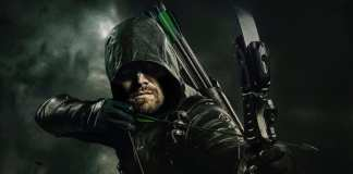 Pôster da 6ª temporada de Arrow