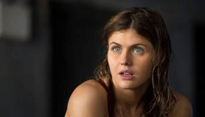 Alexandra daddario no filme San Andreas