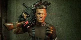 Imagem de Josh Brolin como o Cable em Deadpool 2