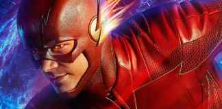 Imagem promocional da 4ª temporada de The Flash