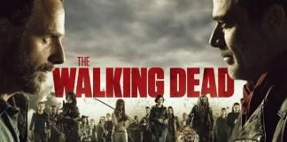 Imagem promocional de The Walking Dead 8