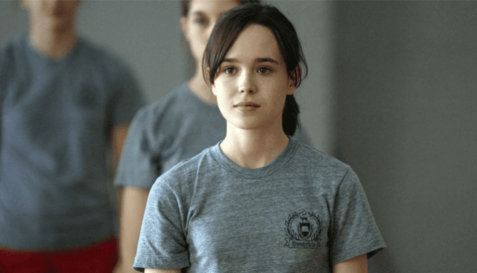 Imagem de Ellen Page em Vivendo e Aprendendo