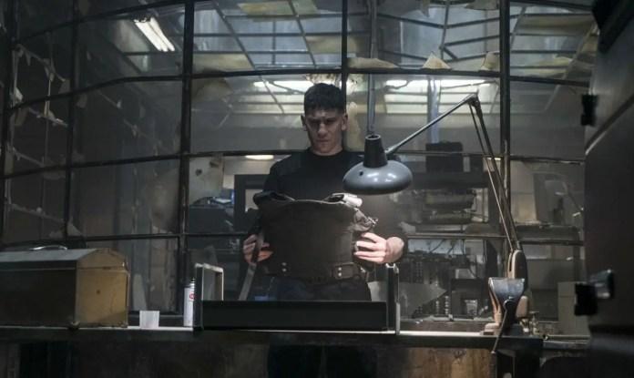 Imagem da série O Justiceiro