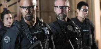Imagem promocional da série SWAT