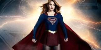 Imagem promocional da série Supergirl