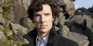 Imagem de Benedict Cumberbatch em Sherlock