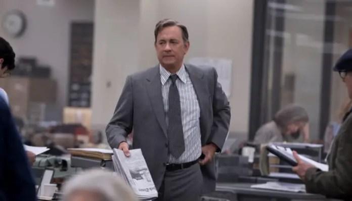 Tom Hanks, do filme The Post, estará em You Are My Friend