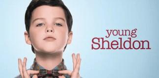 Imagem promocional da 1ª temporada de Young Sheldon