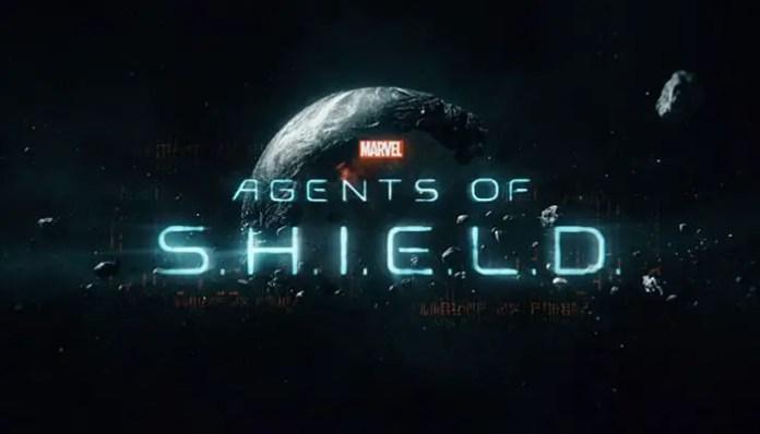 Logo da 5ª temporada de Agents of SHIELD