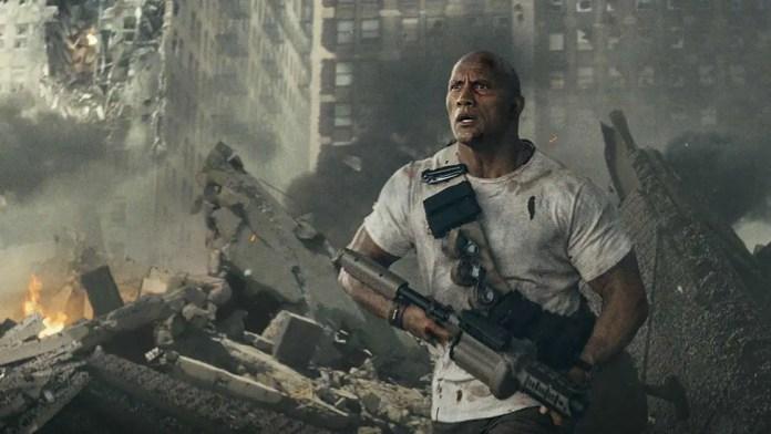 Dwayne Johnson vai estrelar e produzir The Titan Games