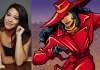 Gina Rodriguez e Carmen Sandiego