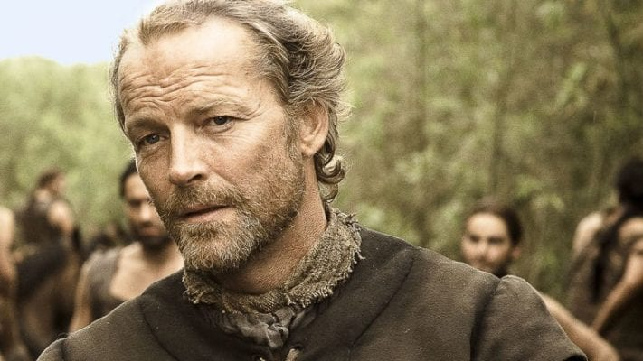 Iain Glen na série Game of Thrones