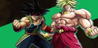 Dragon Ball FighterZ - Trailer Broly e Bardock