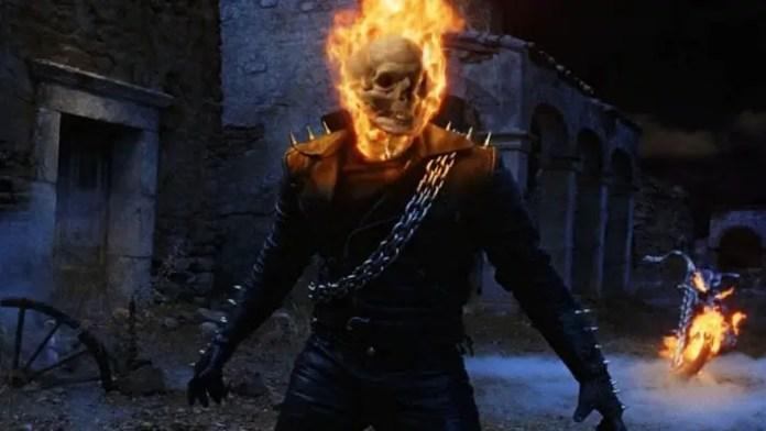 Imagem do filme Motoqueiro Fantasma