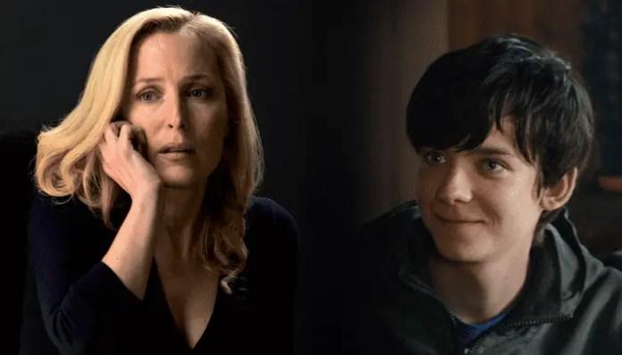 SEX EDUCATION | Gillian Anderson e Asa Butterfield em nova série da Netflix 1