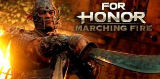 For Honor Marching Fire E3 2018