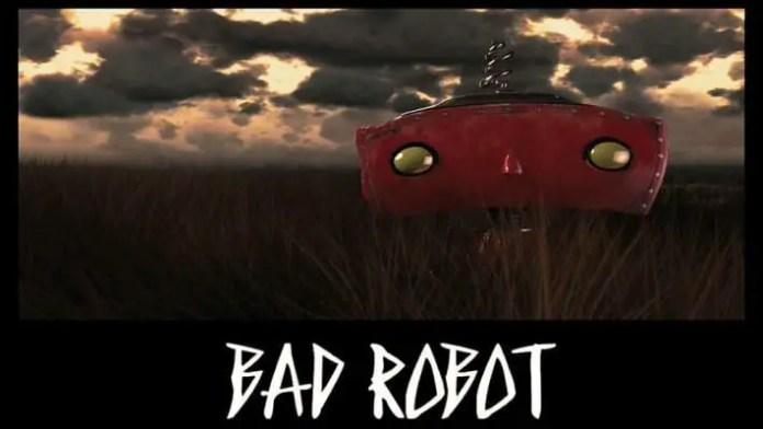 Imagem do logo de Bad Robot