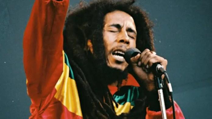 Imagem de Bob Marley